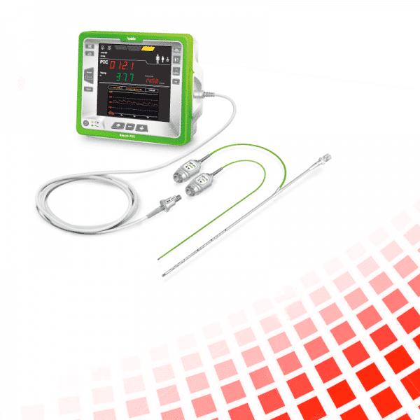 axiste cateter de medição da pic