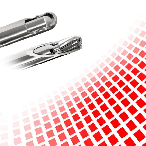 Lâminas e brocas microdebridadoras para Shavers STM